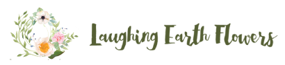 Laughing Earth Flowers Logo
